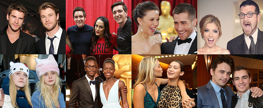 The Cutest Celebrity Siblings in Hollywood