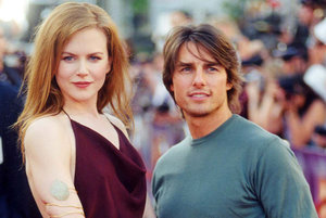 "Nicole Kidman Totally Used To Peg ""Perv"" Tom Cruise, Huh?"
