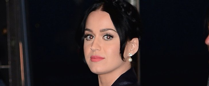 Katy Perry Steps Out For the Chanel Cruise Party