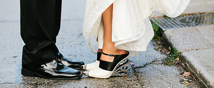 20 Unique Wedding Shoes For the Bride Who Loves a Surprise