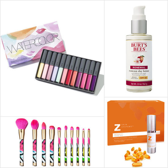 Best Beauty Products For April 2015 | Spring Shopping