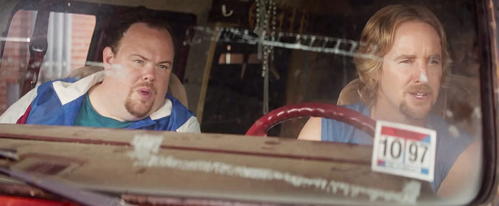 Yes, That's Buzz From Home Alone in the Masterminds Trailer
