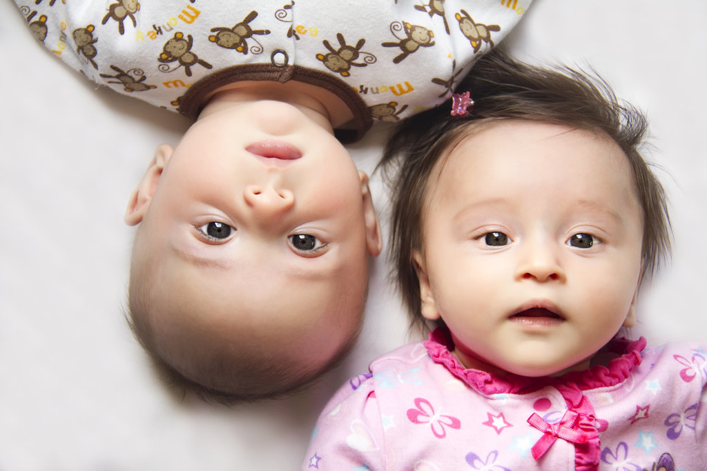twins can have different fathers a rare situation called heteropaternal superfecundation can result in twins who have different fathers