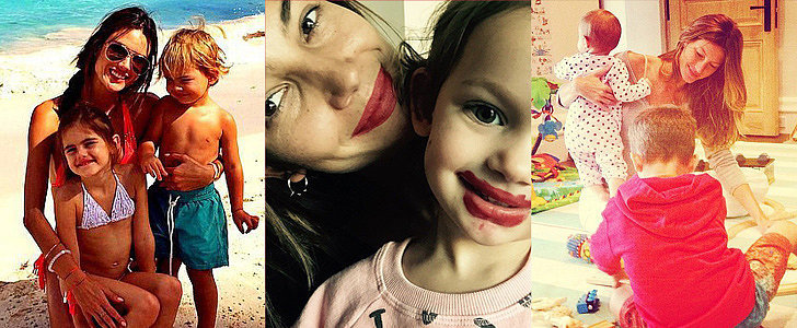 11 Model Moms You Should Follow on Instagram