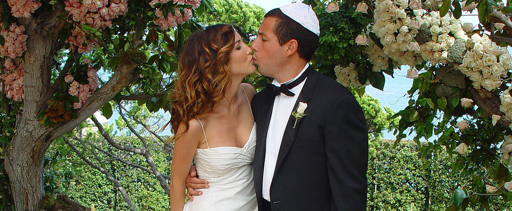 The Most Stunning Celebrity Spring Weddings