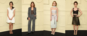 Only Chanel Could Pull a Star Studded Front Row Like This One
