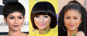 The Many Wigs of Zendaya — Because No One Grows Hair Overnight