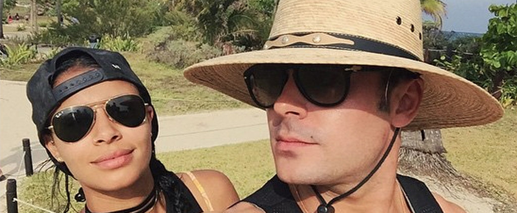 Zac Efron and His Girlfriend Get Away to Mexico