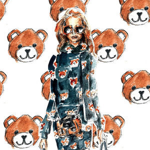 Shop Prints From The Top Fashion Illustrators On Instagram