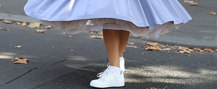 I'm a Short Fashion Editor, and I Refuse to Wear Heels