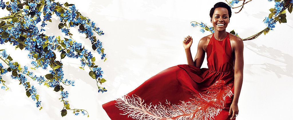 Lupita Nyong'o Can't Stop Dancing in Her Designer Gowns