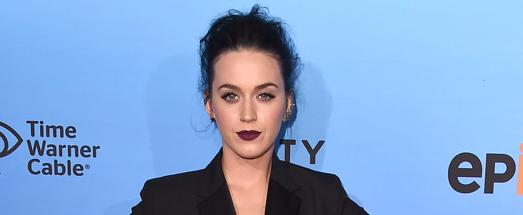 Katy Perry Accidentally Gives Out Her Phone Number