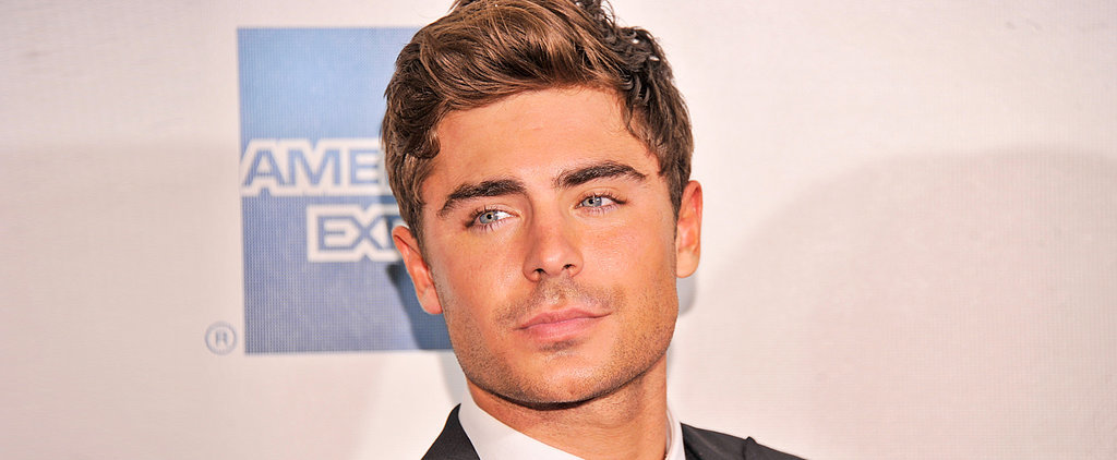 74 Crucial Moments From Your Decade-Long Crush on Zac Efron