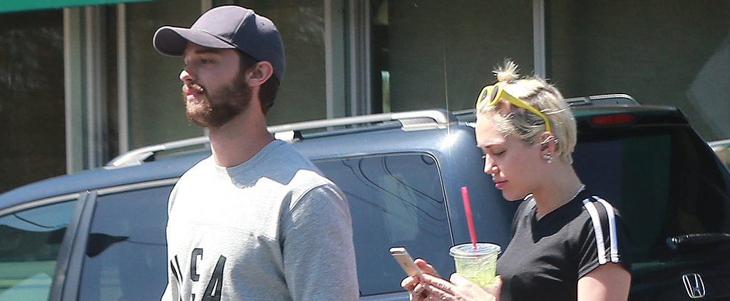 Miley Cyrus and Patrick Schwarzenegger Reunite After His Spring Break Scandal