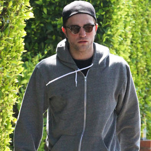 Pictures of Robert Pattinson After Engagement Rumours