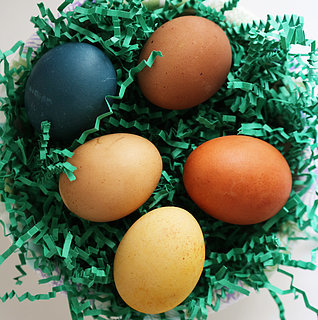 How to Dye Easter Eggs Naturally With Vegetables