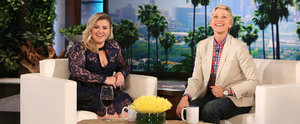 "Kelly Clarkson Talks Weight Criticism on Ellen — ""We Are Who We Are!"""