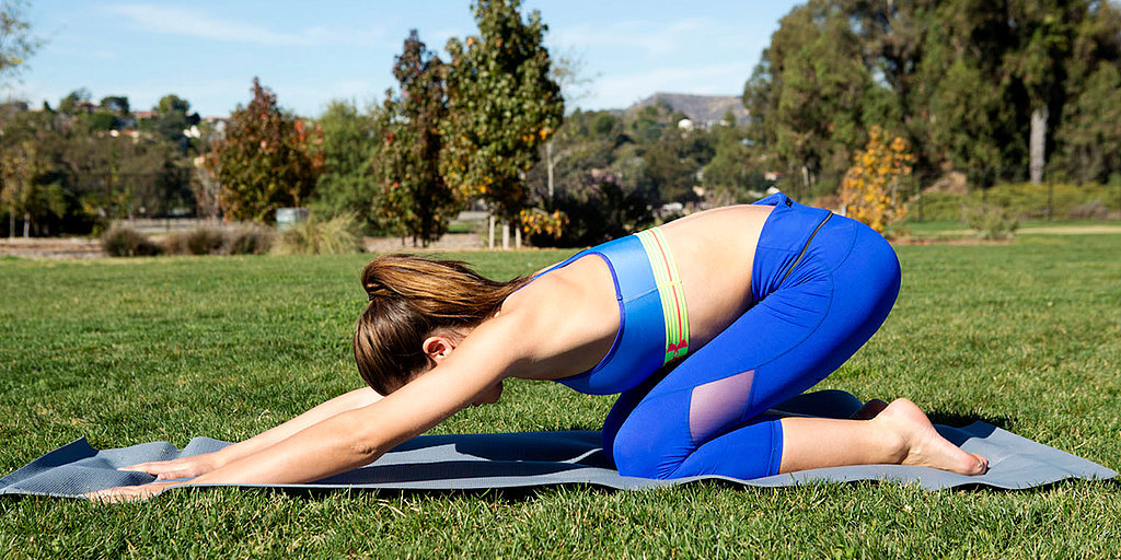 Leave Your Mat a Little More Zen With This Beginner-Friendly Sequence