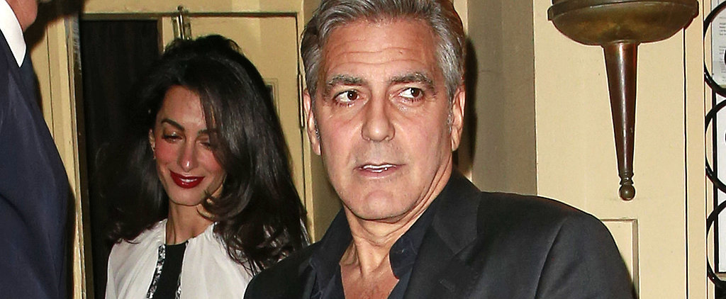 George and Amal Clooney Keep the Sweet Date Nights Coming in NYC