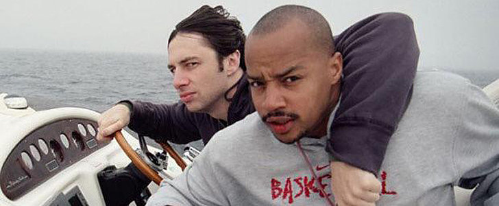 Forget Indiana, Zach Braff and Donald Faison Will Make Pizza For Your Gay Wedding