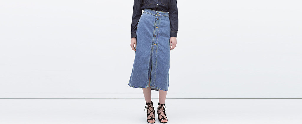 This Skirt Is Your Summer Alternative to Flares