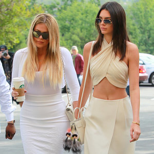 Kardashians and Jenners 2015 Easter Sunday Church Service