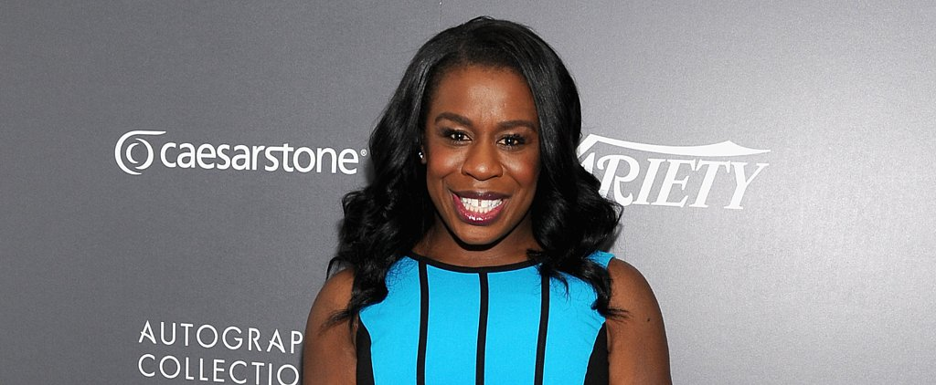 Uzo Aduba Plans to Run in the Boston Marathon