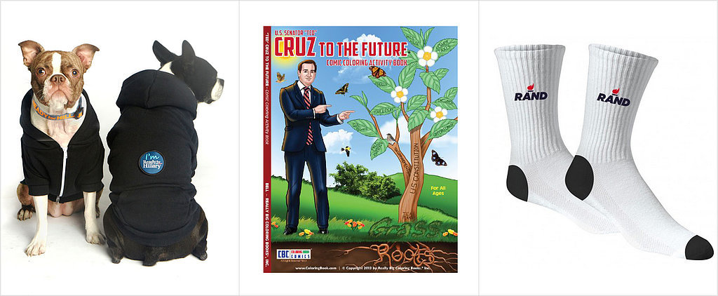 The Weirdest Sh*t You Can Buy to Support Presidential Hopefuls
