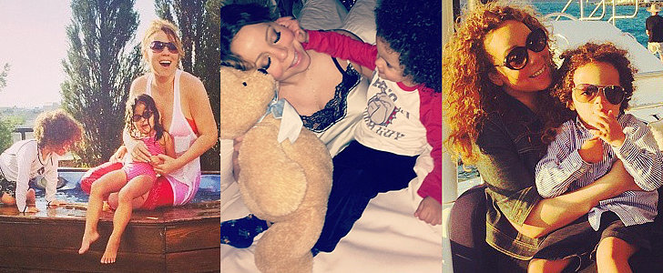 24 Times Mariah Carey Proved She's the Most Glamorous Mom