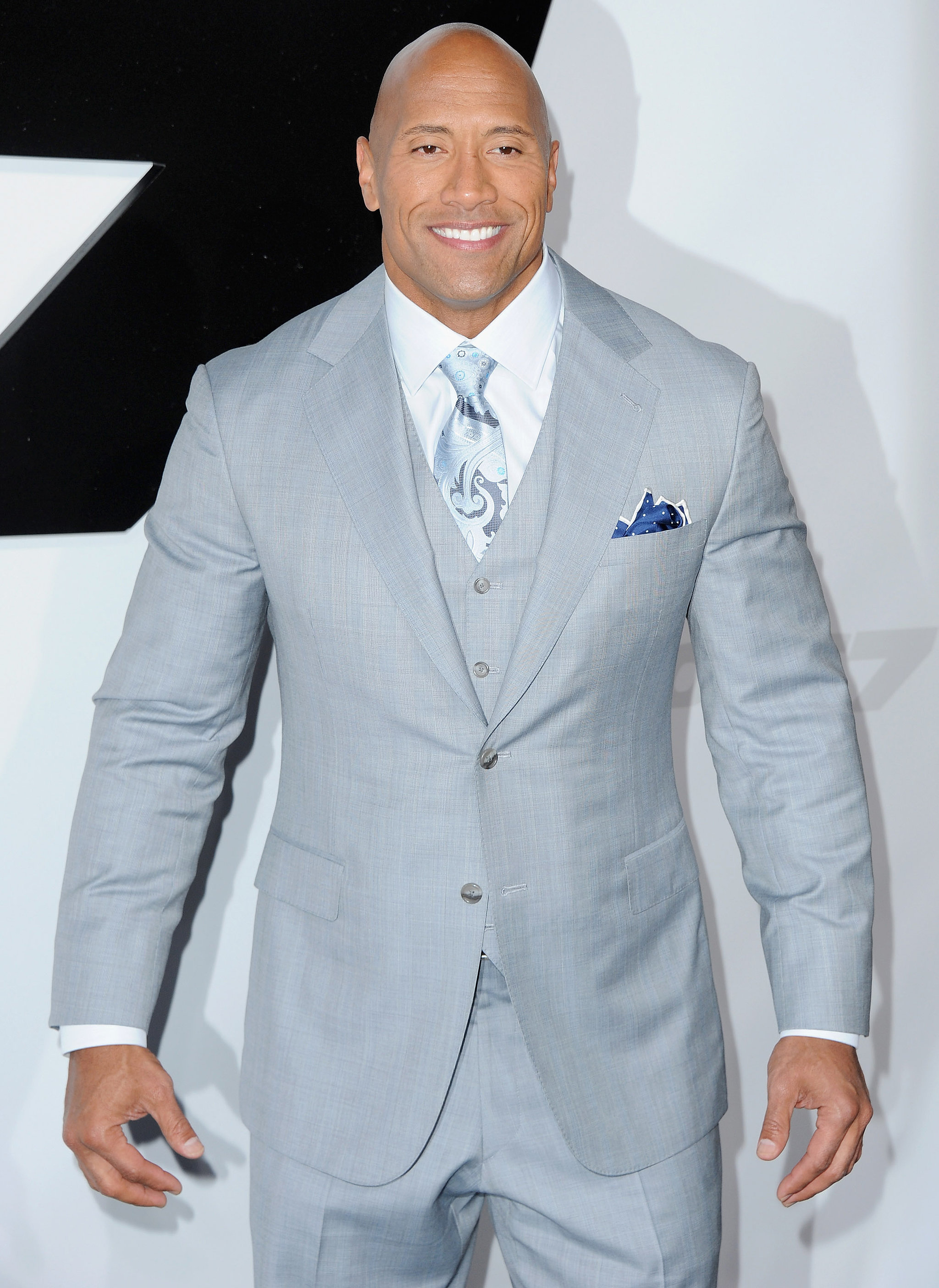 Dwayne johnson diet and exercise routine popsugar fitness for The tux builder