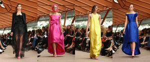 Carla Zampatti Celebrates 50 Years in Fashion With Her Boldest Runway Show Yet