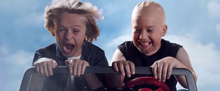 See Kids Rock Bald Caps and Facial Hair in This Furious 7 Parody