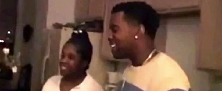 This Clip of Kanye West Performing With His Late Mom Is Beyond Sweet