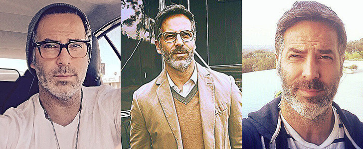 Get Excited, Because This Model Is the Hot Hipster Version of George Clooney