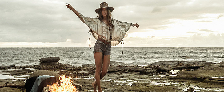 The 5 Steps to Mastering Alessandra Ambrosio's Festival Style