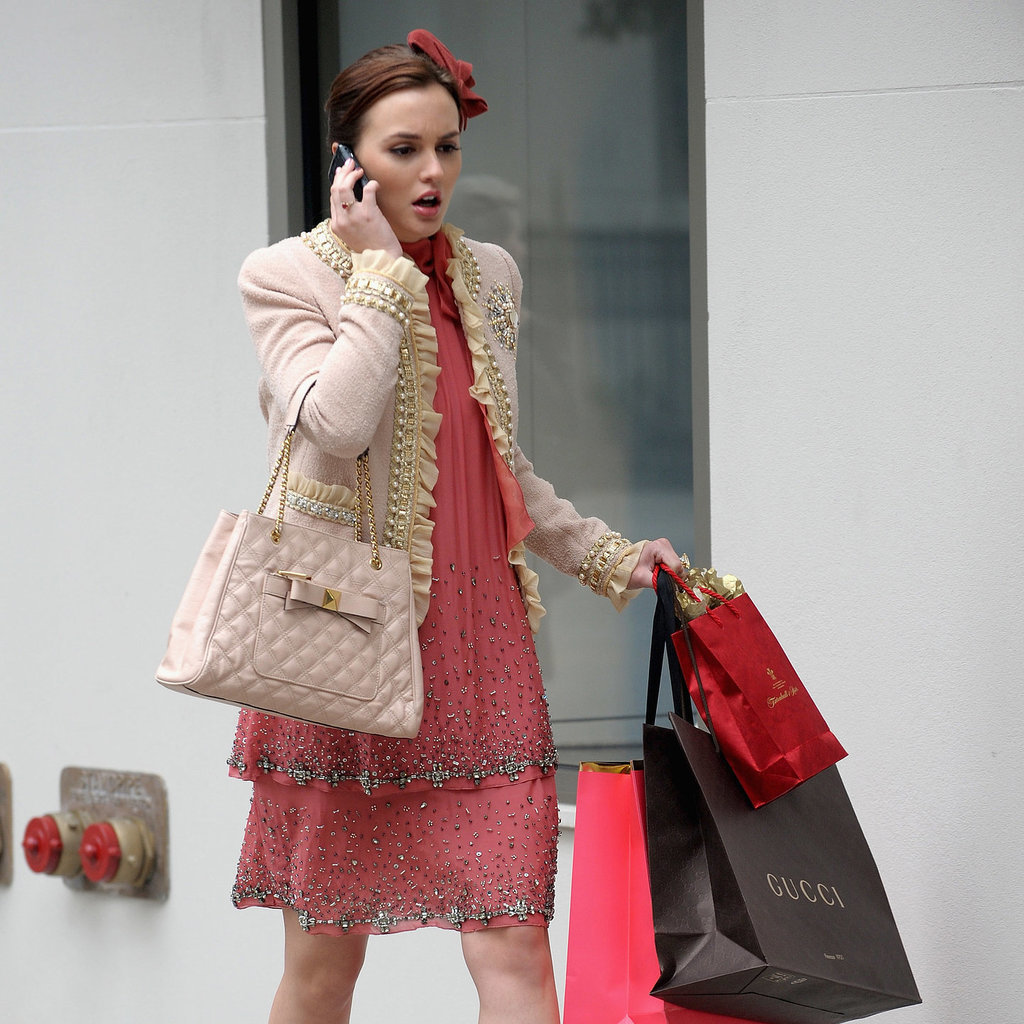Gossip Girl Best Outfits Shoes