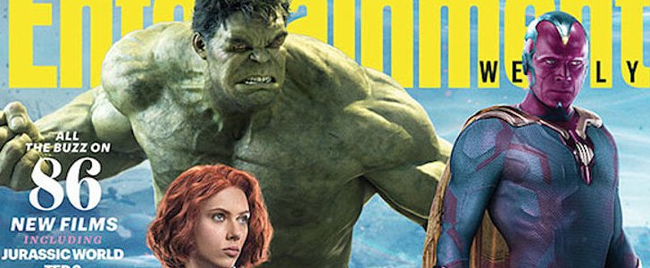 Vision's Look in Avengers: Age of Ultron Has Been Unveiled