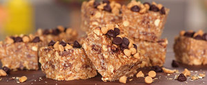 If You Can Make Rice Krispies Treats, You Can Make These Granola Bars