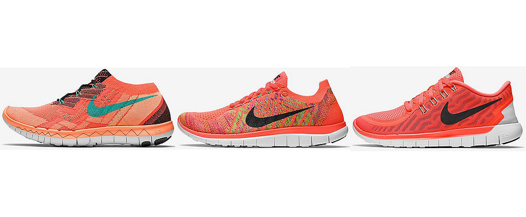 These New NIKE Free's Get Our Tick of Approval