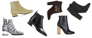 Put Your Best Foot Forward in Our Edit of the Coolest Ankle Boots Around