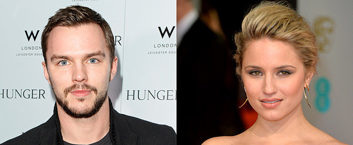 Nicholas Hoult Is Reportedly Dating Dianna Agron