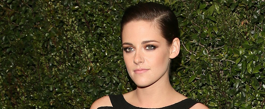 Kristen Stewart Isn't Afraid to Make a Serious Beauty Statement