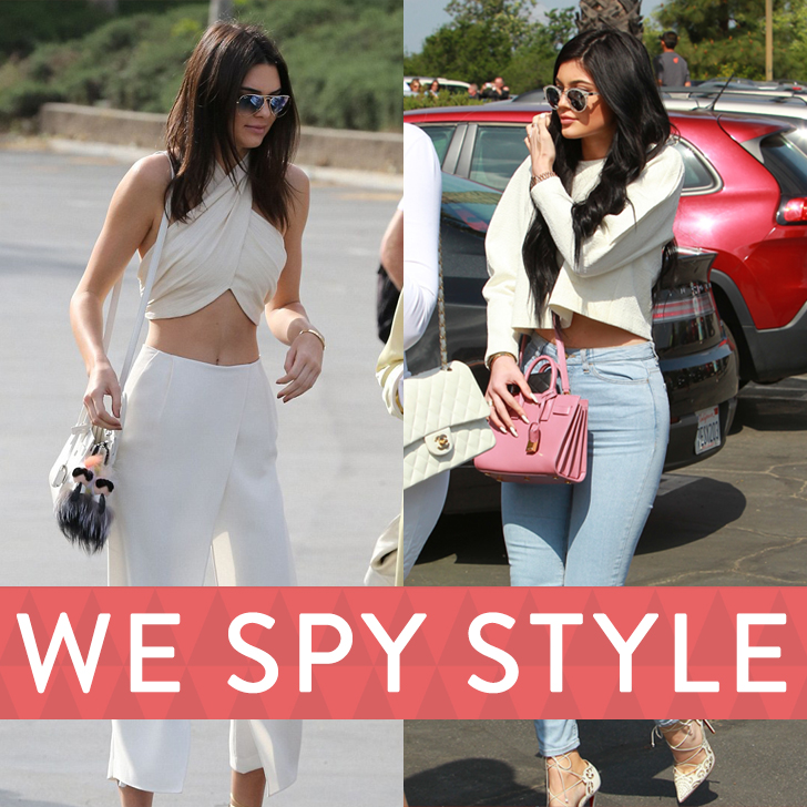 We spy style are jenner sisters church outfits too sexy popsugar