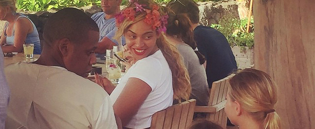 Beyoncé Gets Approached by a Little Girl During Her Hawaiian Vacation, and Cuteness Ensues
