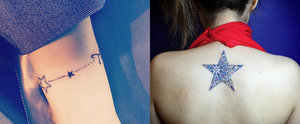 13 Star Tattoo Ideas That Are Truly Stellar
