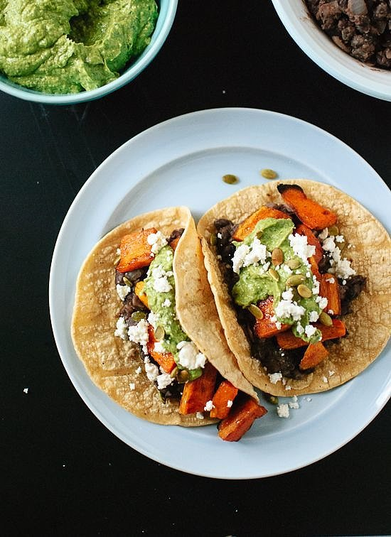 ... tacos with tomatillo and steak sauce chilaquiles with tomatillo salsa