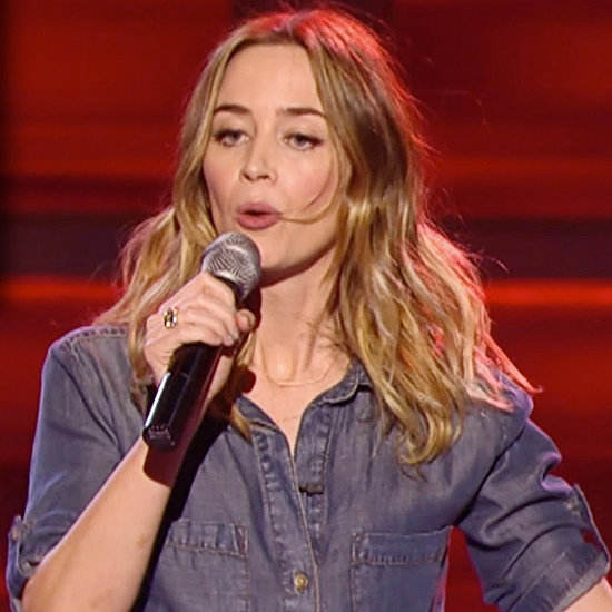 Emily Blunt and Anne Hathaway on Lip Sync Battle | Video