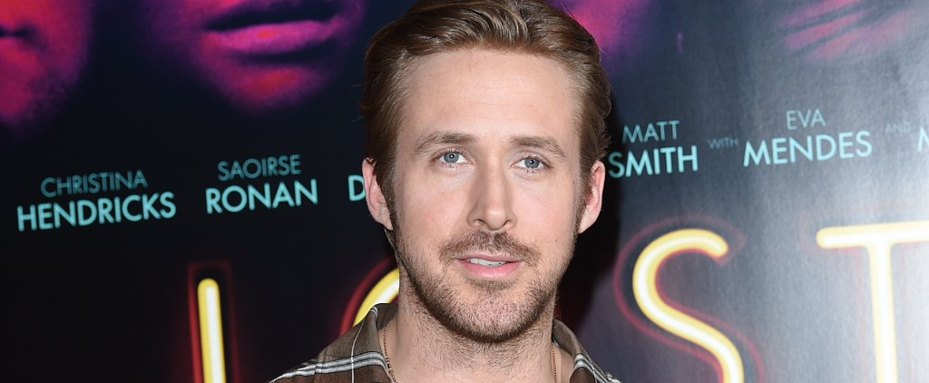 Ryan Gosling Steps Out in London With Friends