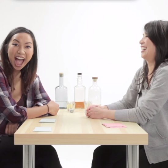 Truth or Drink Parents and Kids Video