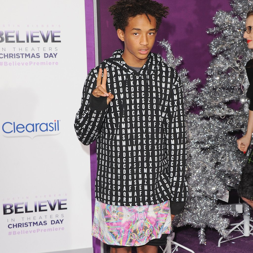 Jaden Smith Wears Dresses — Here's Why That Totally Rocks
